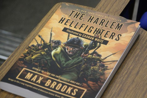 College Hour discusses Harlem Hellfighters in WWI