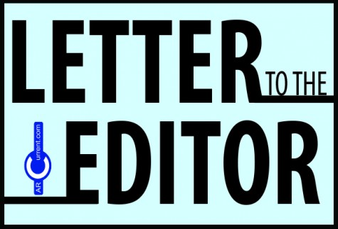 Letter to the editor: Thank you, Cameron Weaver