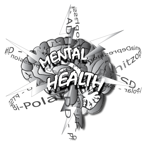 The importance of having mental health services on college campuses has increased drastically over the last few years. (Photo Illustration by Tracy Mapes)