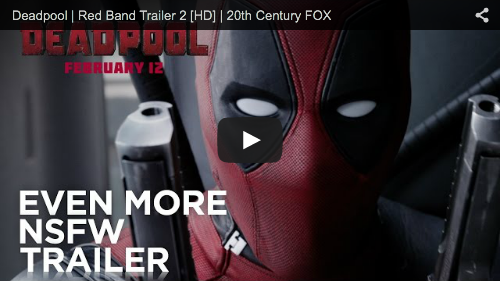 'Deadpool' is outrageously hilarious