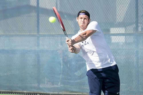 ARC men's tennis team continues to roll with shutout victory over Folsom Lake