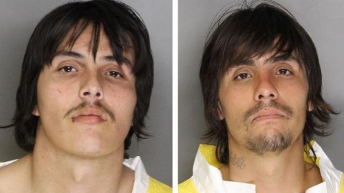 Brothers Cody and Kevin Martinez were arraigned Wednesday on charges of attempted murder and probation violation. Cody (left) is a former American River College Student. (Photo courtesy of the Sacramento County Sheriff