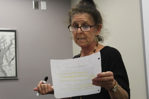 ARC counselor Janice Klar will host a personality workshop in DSPS on March 22. (File Photo)