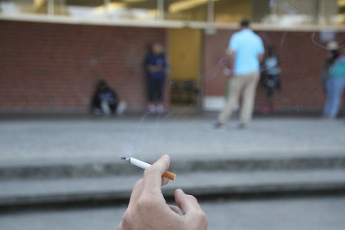 Gov. Jerry Brown signed a bill Wednesday raising the legal smoking age in California from 18 to 21. The bill will take effect on June 9. (File Photo)