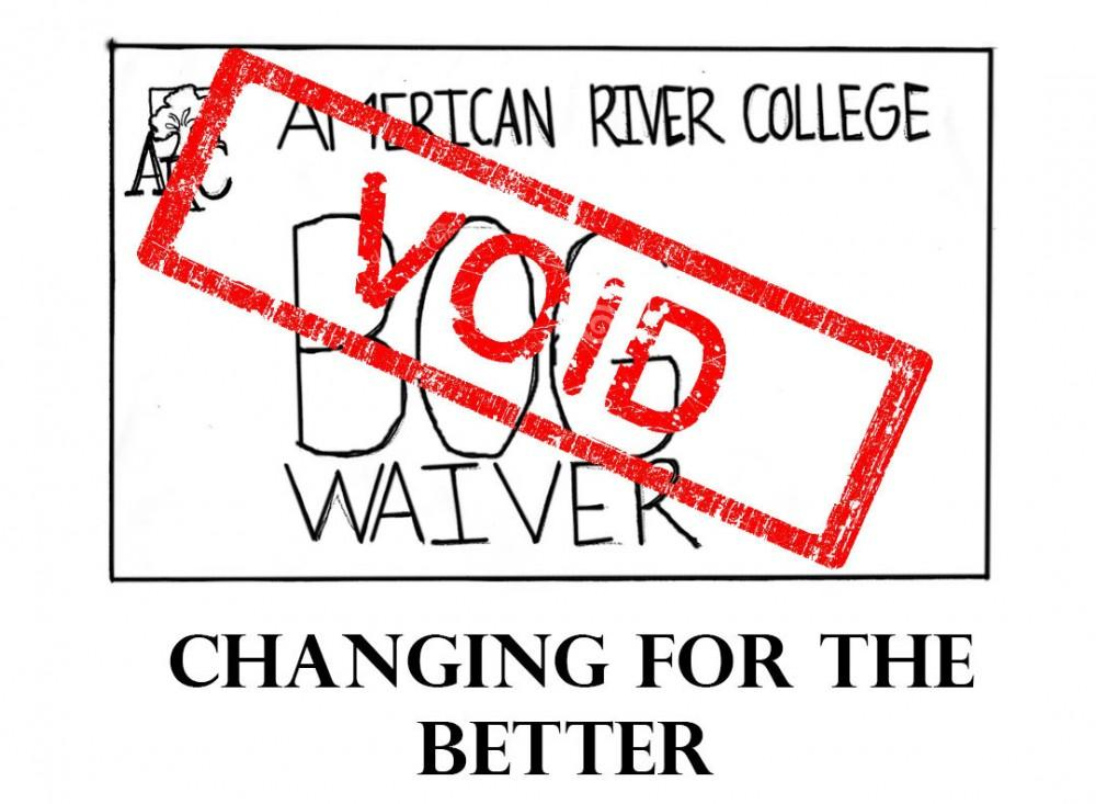 The California Community Colleges Board of Governors (BOG) fee waiver has made changes that requires students to maintain a 2.0 or higher GPA and complete at least 50 percent of their coursework. This will drive students to take their work seriously. (Illustration by Sharriyona Platt)