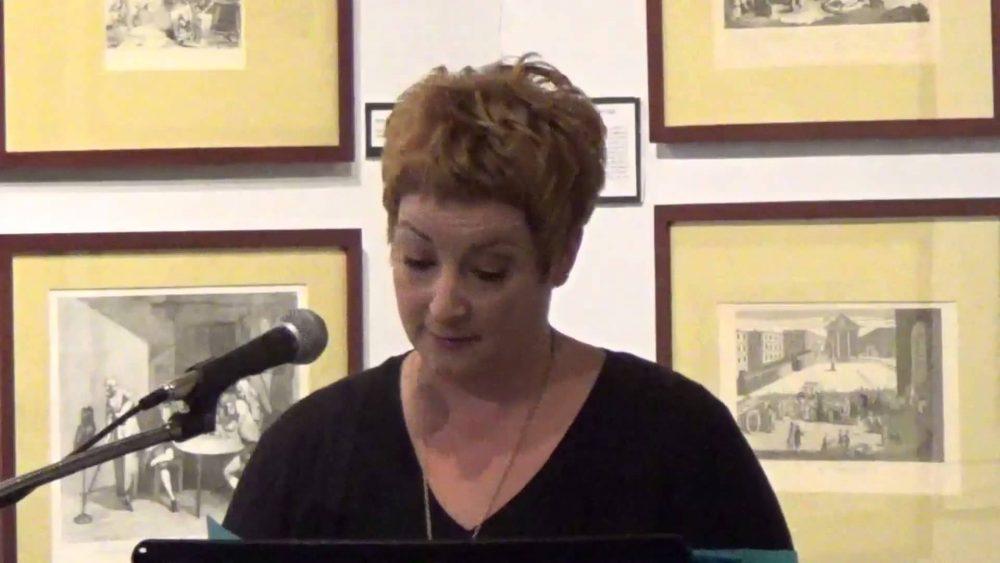 Tara Henry reads from