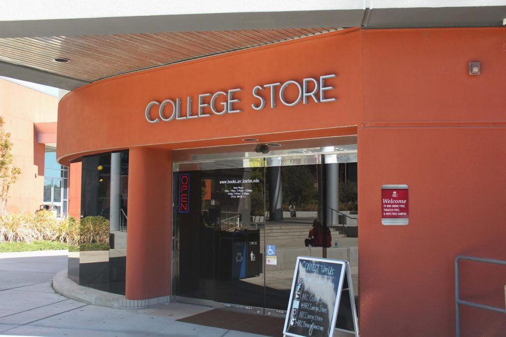 The Beaver Bookstores sales are impacted by online retailers. (File Photo)