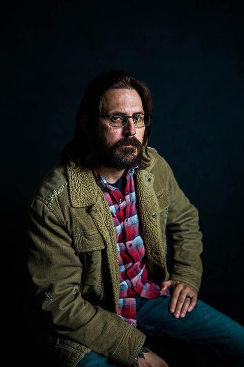 Christian Kiefer was recently named best creative writer in Sacramento. (Photo courtesy of Christian Kiefer)