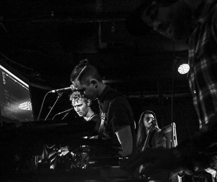 Lucid performed at Harlows in Sacramento, California on the night of Jan. 20.
