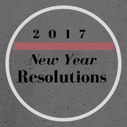 New Year resolutions are a cliche and typically don't work; students should rather focus on making habits that stick. (Photo illustration by Lidiya Grib)