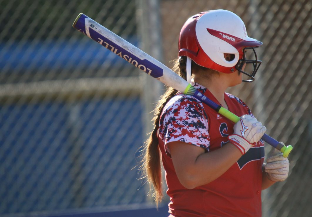Santa Clara batter gets ready to swing the bat. (Photo Gallery by Lidiya Grib)