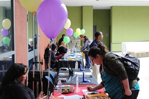 Photo gallery: Career fair