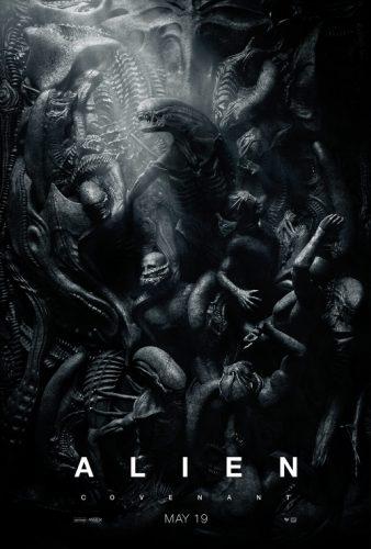 Alien: Covenant poster (20th Century Fox)