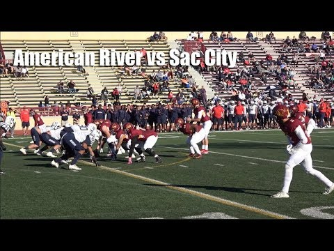 ARC defeats undefeated Sac City in annual '916 Bowl Game'