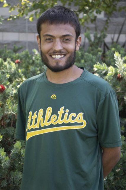 Gabe Carlos : Sports Editor