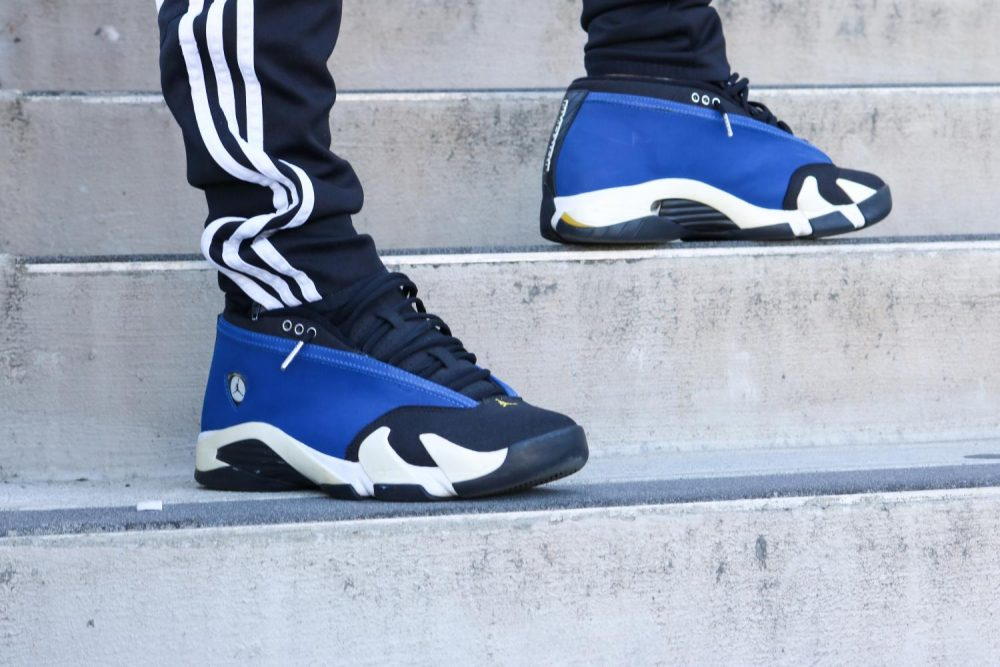 """""""The most I've ever done is woke up at 6 a.m. and stayed on the computer raffle for like three hours and I did get the shoe, it was worth it, it was my first pair of Yeezys."""" - Lineker Carvalho 