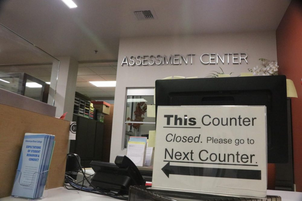 Although the American River College Assessment Center will continue to administer tests in other areas of education, as of Feb. 1, 2019, it is no longer administering standardized placement tests for math or English. (Photo by Jennah Booth)