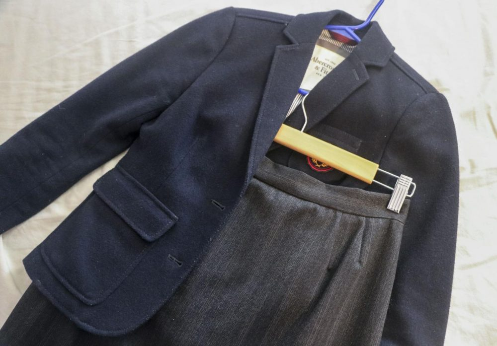 Business attire and tailoring will be available for current students and alumni of the Los Rios Community College District at the Suit Up Event on March 10. (Photo illustration by Irene Jacobs)