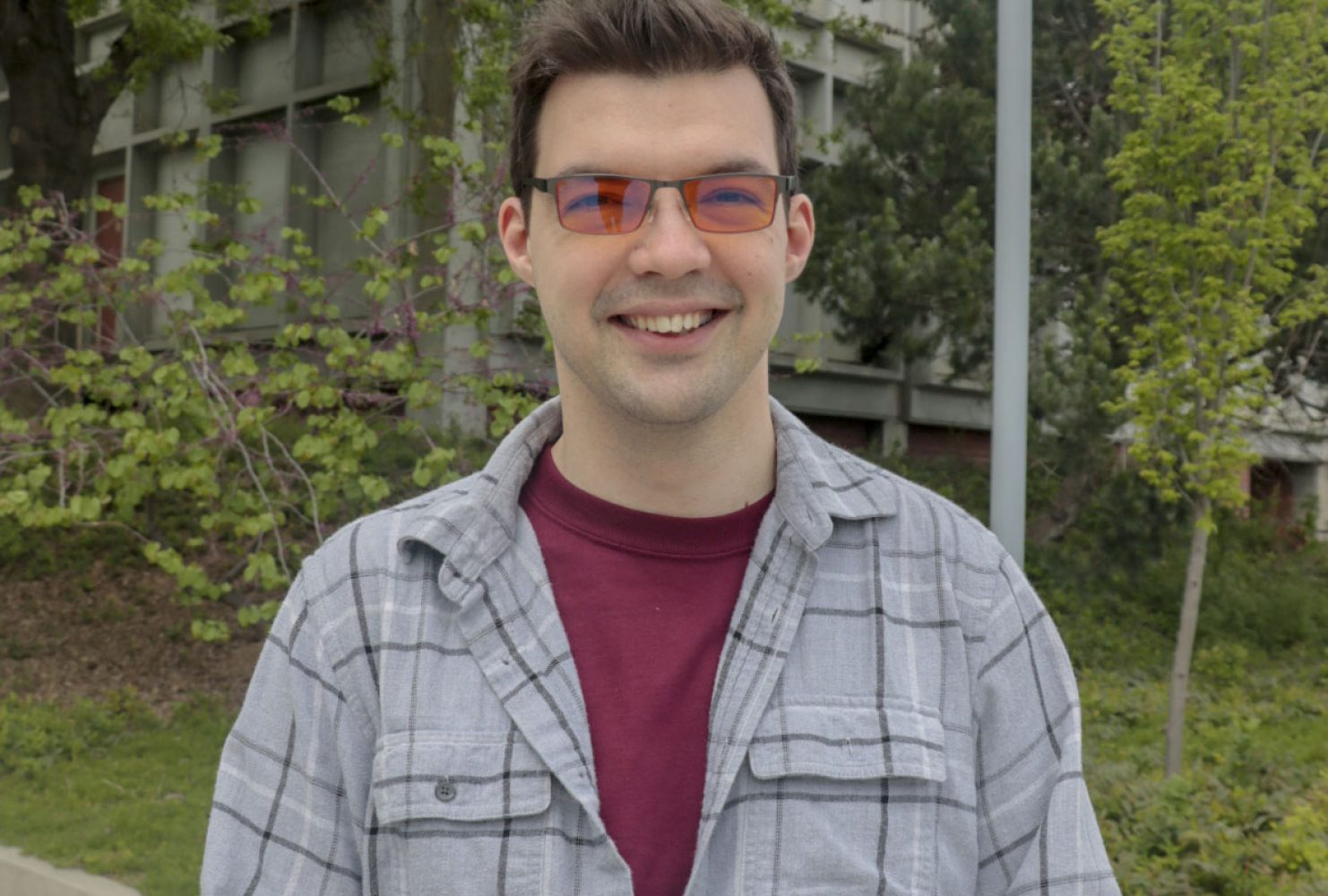 """They manage [the] schools legislator, things to do with students privileges. No, I didn't vote."" – Fabian Radu 