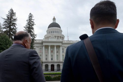 Assembly Bill 2 pledges to extend the effects of the California College Promise, offering to add a second year of tuition-free community college. (Photo by Patrick Hyun Wilson)