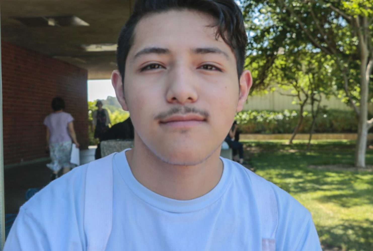 """Anybody. It's [based on] how I'm feeling."" – Joseph Ramos 