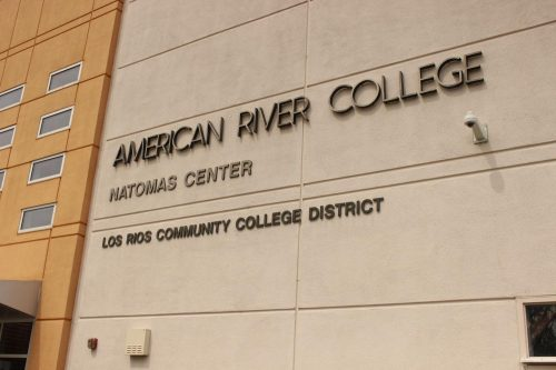 The Natomas Center is one of American River College's four off-site centers, and provides unique programs that help working students graduate and give a head start to high schoolers. (Photo by Anthony Barnes)