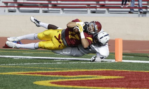 The threat of concussions for student-athletes