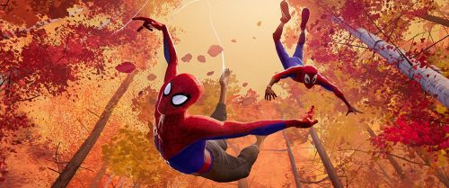 Photo courtesy of  Columbia Pictures and Sony Pictures Animation in association with Marvel.