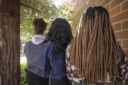 Black women have been historically criticized for their natural hair. Today, they find power in embracing how they choose to wear their hair, natural or otherwise. (File Photo)