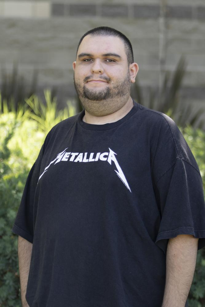 Brandon Zamora : Staff Writer
