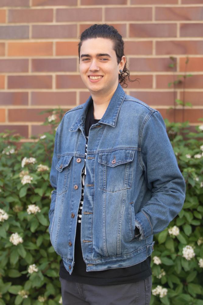 Colin Bartley : Opinion Editor