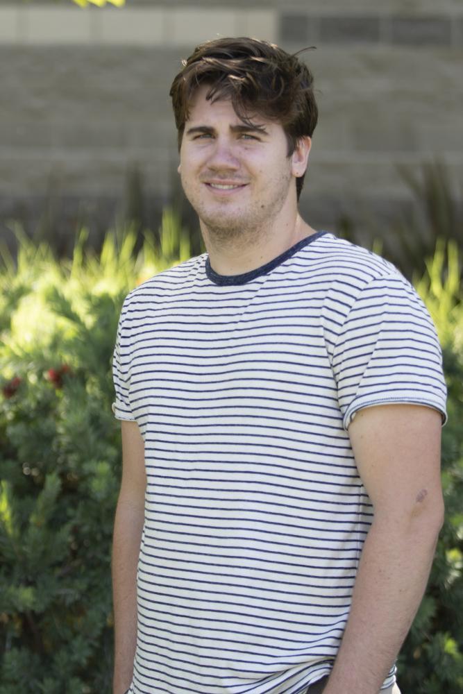 Joshua Ghiorso : Staff Writer
