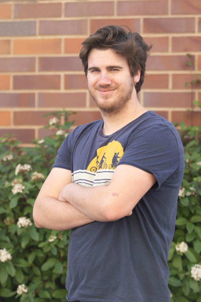 Joshua Ghiorso : Co-Arts & Culture Editor
