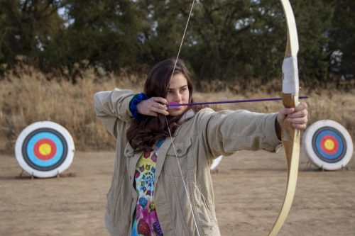 Want to skip sweating up a storm and still fulfill the physical education requirement while getting your Katniss on? Enroll in archery during the fall semester, where students learn the basic techniques of safety.