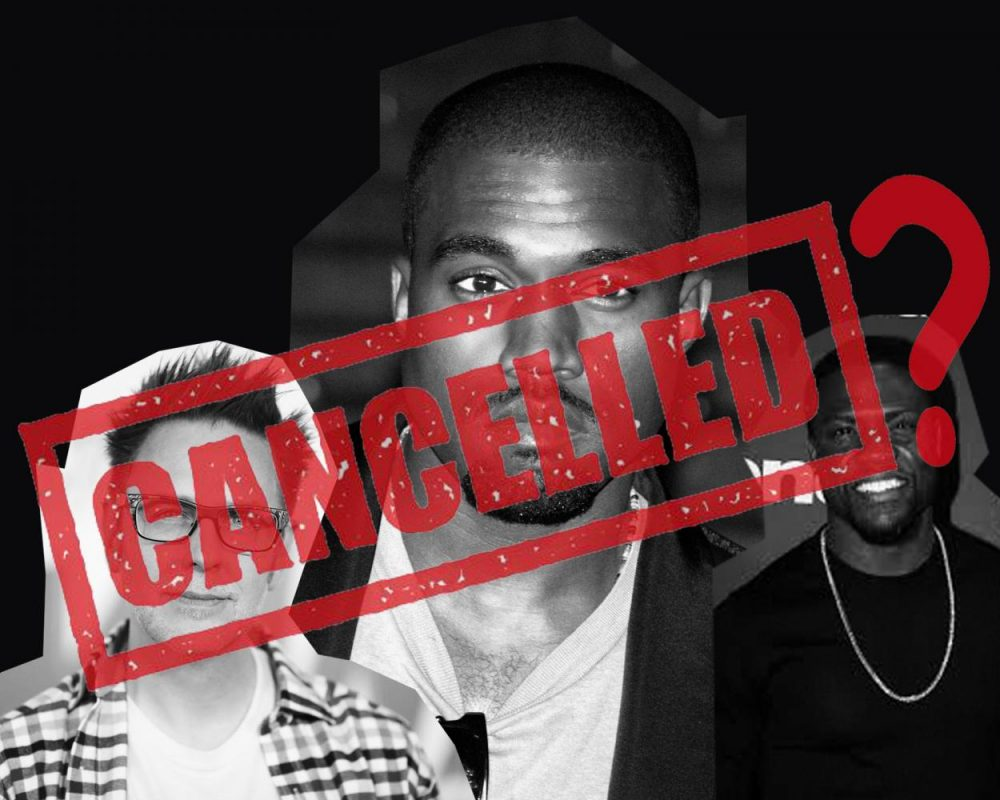Cancelling a celebrity doesn't lead to the end of their career. (Photo Illustration by Ashley Hayes-Stone)