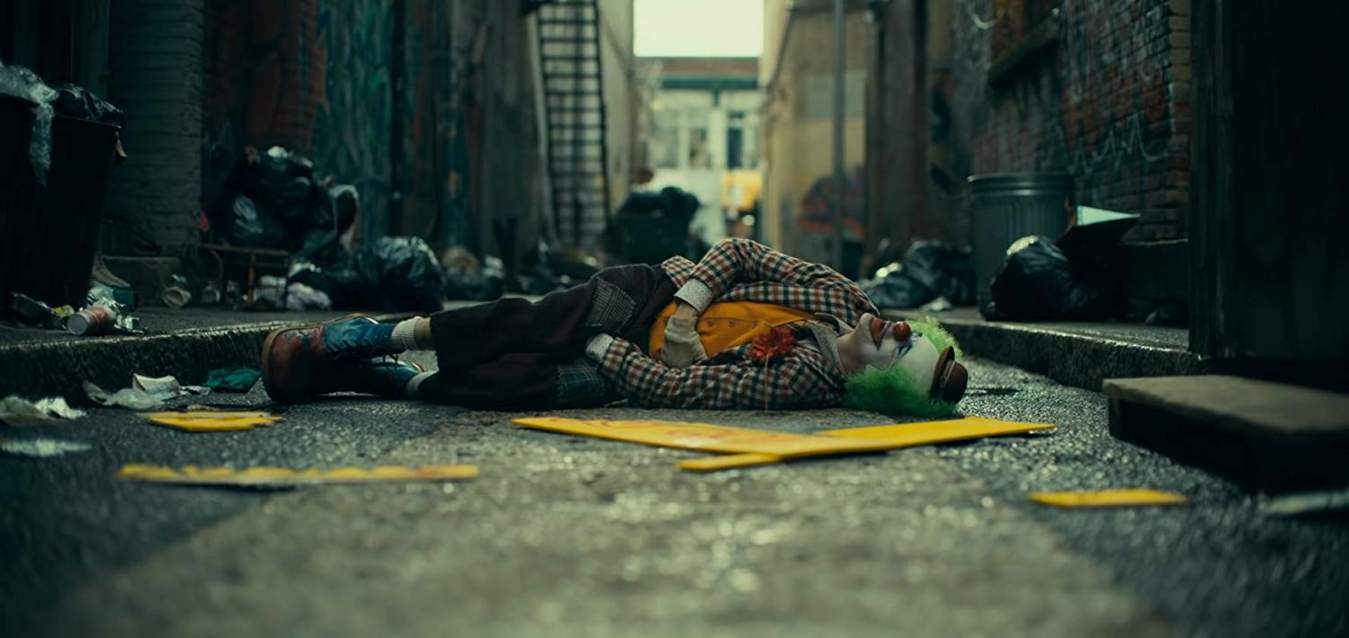 Joker is a depressing, creepy look at society