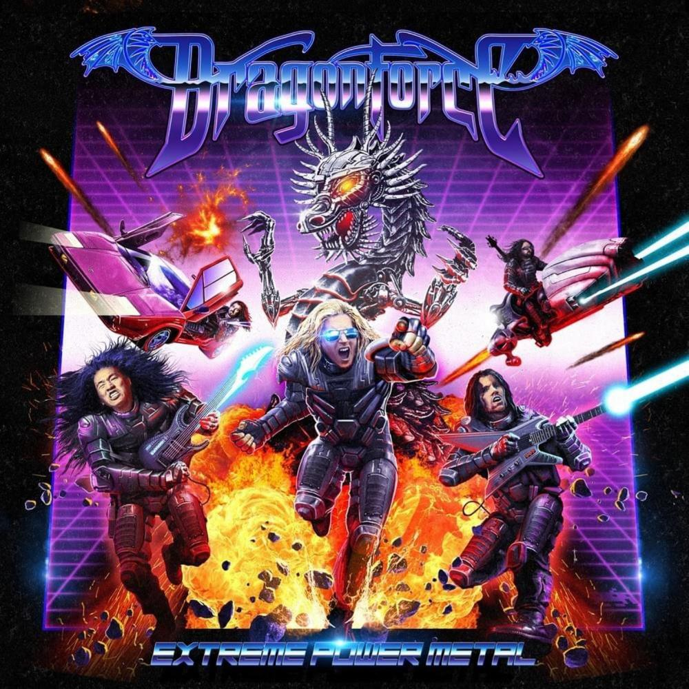 "Power metal band DragonForce released their latest album, ""Extreme Power Metal"" on Sept. 27, 2019. The album features ten new songs including their cover of Celine Dion's, ""My Heart Will Go On"" that'll make any DragonForce fans headbang nonstop. (Courtesy of Metal Blade Records)"