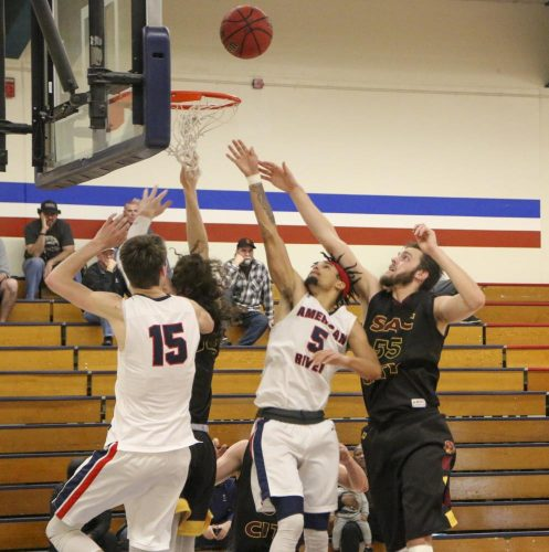 Sierra rolls through ARC in basketball doubleheader