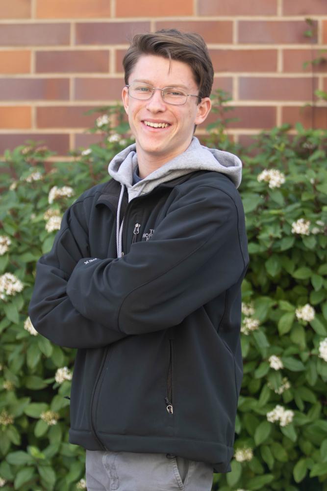 Alex Muegge : Staff Writer