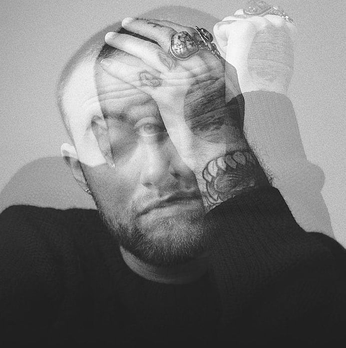 Mac Miller posthumously released his final album 'Circles' on Jan. 17, 2020, which gives further insight into his rehabilitation process from drug addiction. (Photo courtesy of Warner Records Productions)