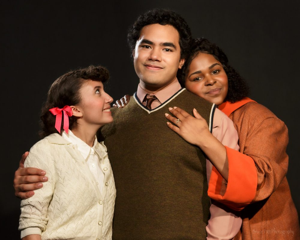 "American River College Theatre Department presents ""North Star"", starring Audrey Booth, Fetalaiga Faga and Felicity Johnson (Photo courtesy of ARC Theatre Department and Bruce Patt)"