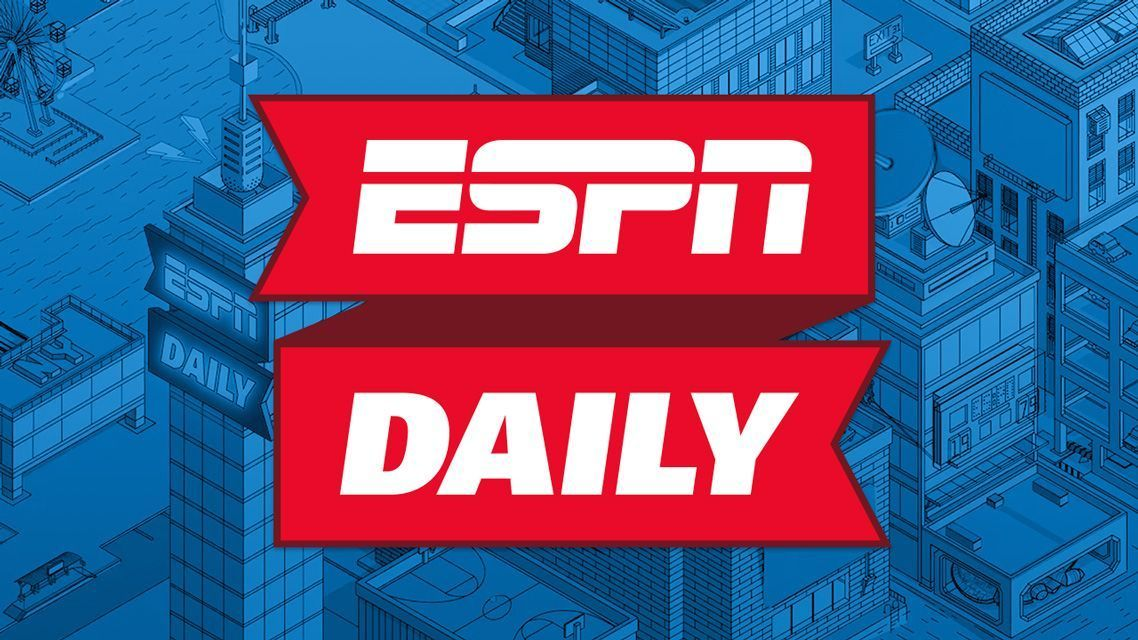 With sporting events canceled or suspended due to coronavirus concerns, multiple sports podcasts such as ESPN Daily are filling the gap during the unknown hiatus. (Photo courtesy of espn.com)