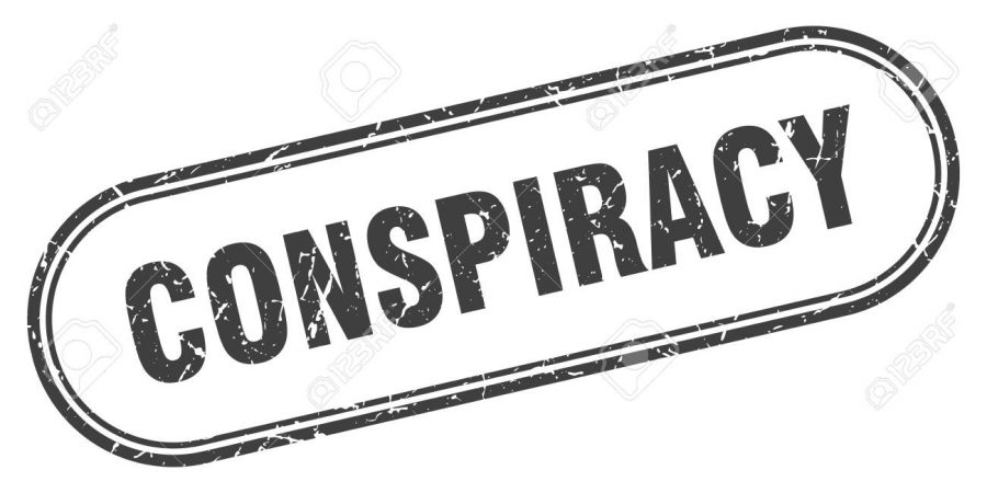 Conspiracy theories spread and become popular topics of discussion because of the spread of misinformation online. It's important to remember conspiracies are theories and are not fact until proven otherwise. (Photo courtesy of 123RF.com)