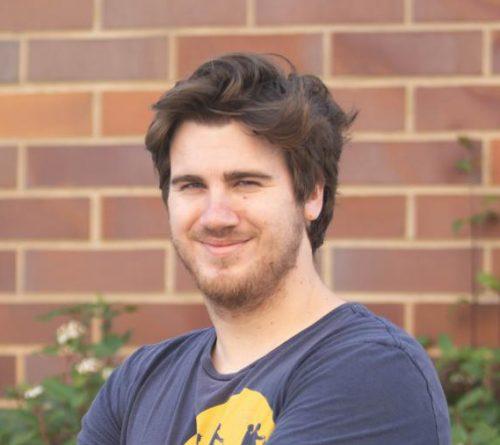 Photo of Josh Ghiorso