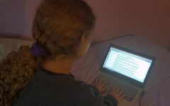 The transition to online classes may put some students at a disadvantage