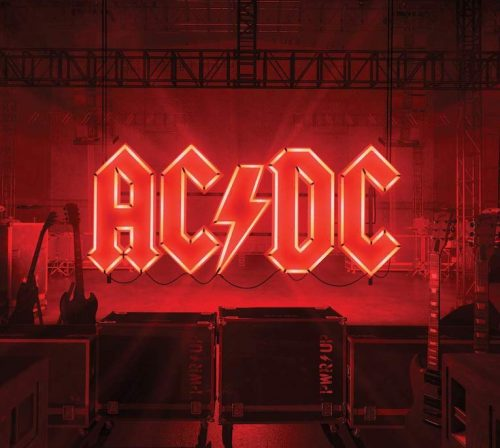 "It's time to ""Power Up"" with AC/DC"
