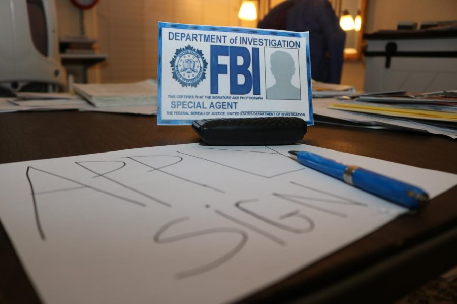 On Oct, 26 American River College partnered with Sacramento City College cosponsored an event with an FBI agent Daniel Rodriguez where he shared tips on how to apply for the FBI as an agent and also on other areas of the institution. (Photo Illustration by Emily Mello)