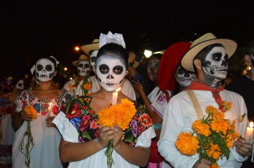 Celebrated on Nov. 1, Dia de Los Muertos or Day of the Dead, is a holiday celebrated by millions in the United States, Mexico and other Central American countries. On Oct. 30, 2020, President Donald Trump declared Nov. 1 as National Day of Remembrance for Americans killed by Illegal Aliens. (Photo from pixabay.com)