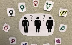As of October 2020, all students and employees can now indicate their gender pronouns in eServices. Any changes made reflect in Canvas and on official rosters. (Photo illustration by Ariel Caspar)