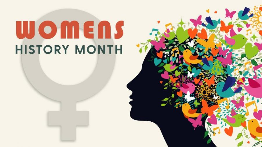 There are many celebratory events in March where all students are encouraged to join for Women's History Month. There will be events hosted virtually by CRC and events in Sacramento. (Photo via the ARC website)